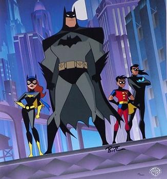 The batman (tv series 2004–2008) | #culturacomlegenda.